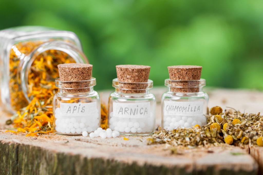 Akutní homeopatie video