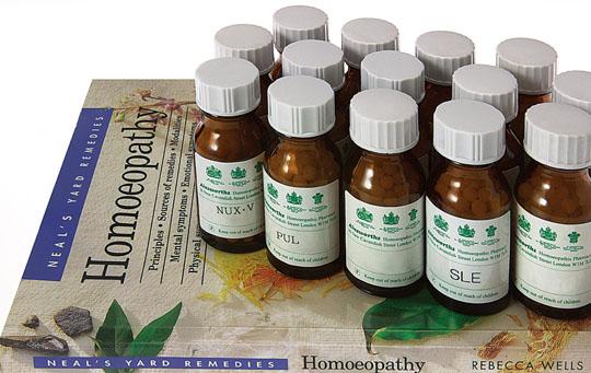 Akutní homeopatie